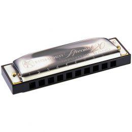 Hohner Progressive Series 560 Special 20 Harmonica F#
