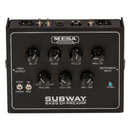 Mesa Boogie Subway Bass DI Plus Preamp