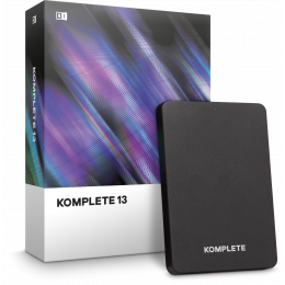 Native Instruments Komplete 13 Standard