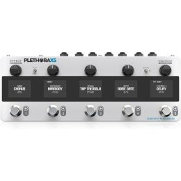 TC Electronic PLETHORA X5 TonePrint Multi-FX Pedalboard