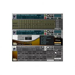 Prominy SC Electric Guitar Virtual Instrument
