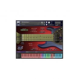 Prominy SR5 Rock Bass 2 Virtual Instrument