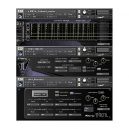 Prominy V-METAL Virtual Instrument