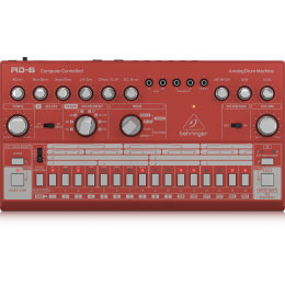 Behringer RD-6-RD Classic Analog Drum Machine