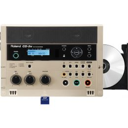 Roland CD-2U Portable SD / CD Recorder