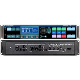 TC Helicon VoiceLive Rack Mic-Channel & Vocal Effects Processor