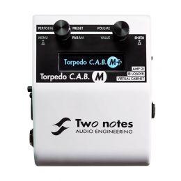Two Notes Torpedo C.A.B. M + Speaker Simulator Pedal