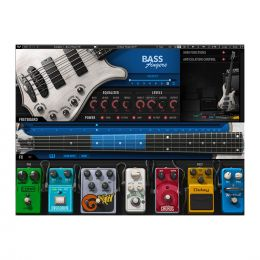 Waves Bass Fingers Virtual Instrument