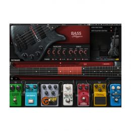Waves Bass Slapper Virtual Instrument