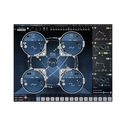 Waves Flow Motion FM Synth Virtual Instrument