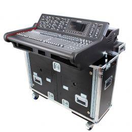 ProX XZF-MID-M32 Flip-Ready Easy Retracting Hydraulic Lift Case