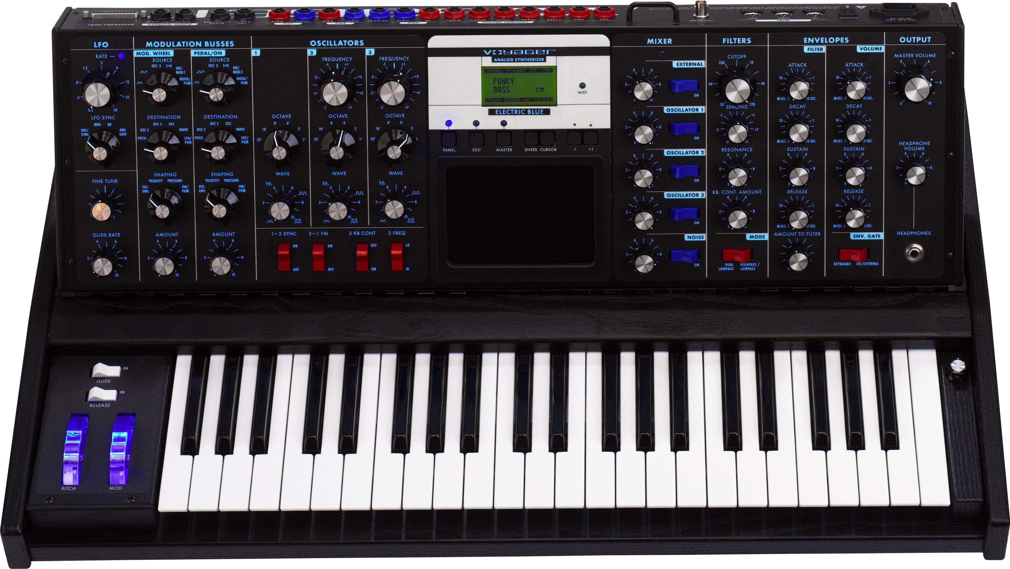 Moog Music Minimoog Voyager Old School image (#551760) - Audiofanzine