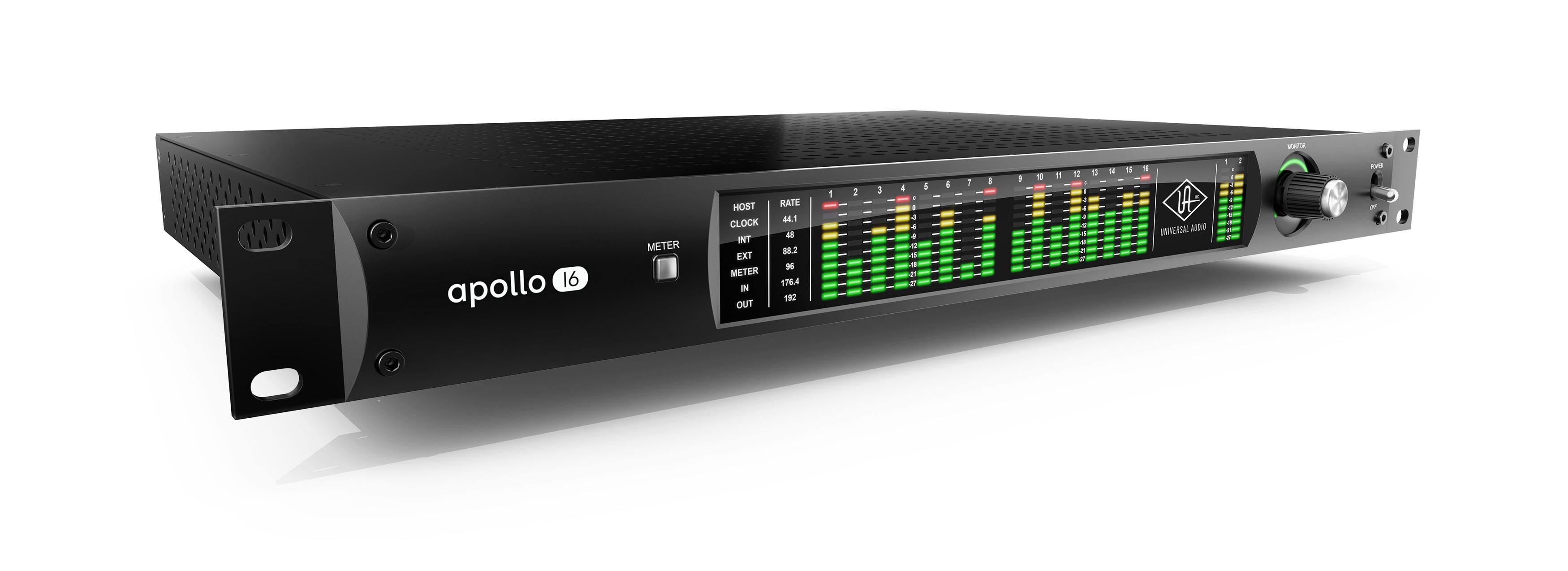 Universal Audio Apollo 16 Quad Pro Tools 12 Bundle   eBay