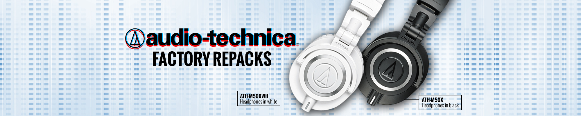 Audio Technica Repacks