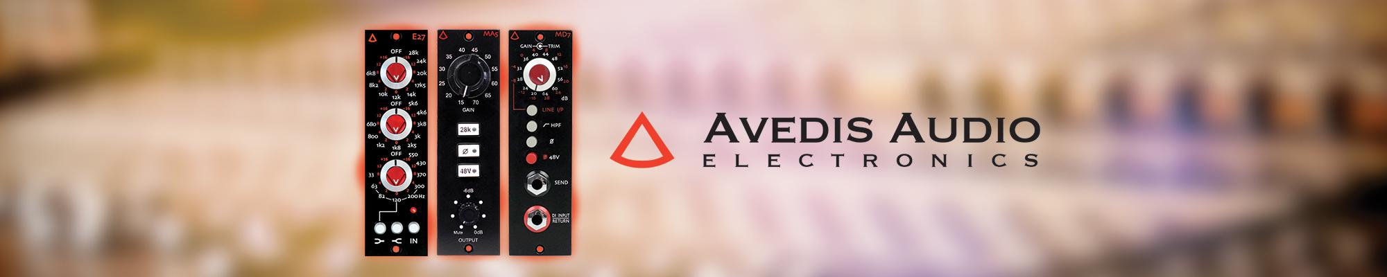 Avedis Audio