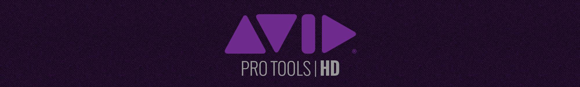 Avid Pro Tools | HDX
