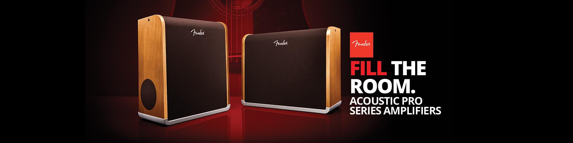 Fender Acoustic Pro Series