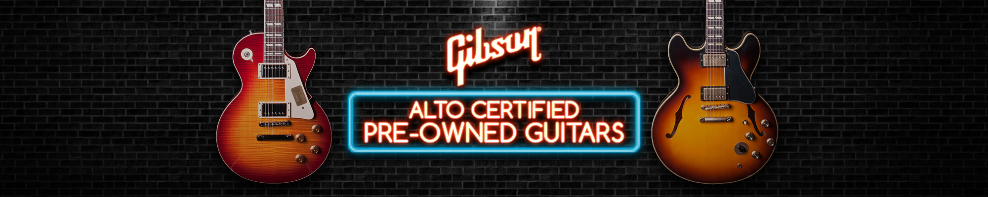 Gibson Certified Pre-Owned Guitars