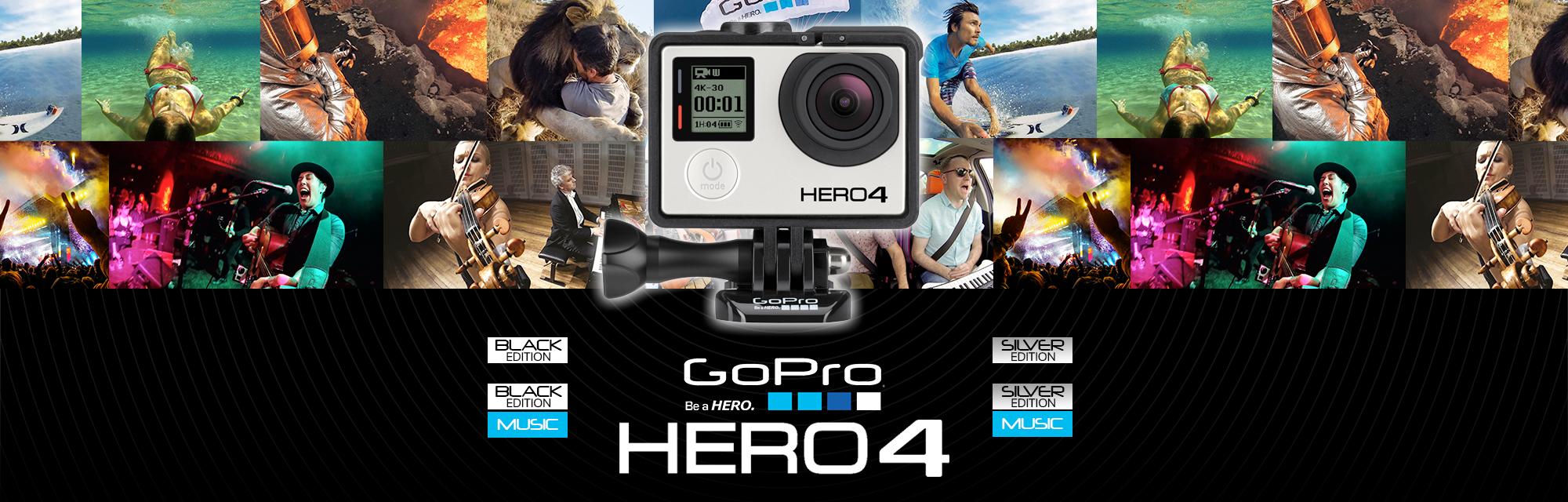 GoPro Hero4 Series