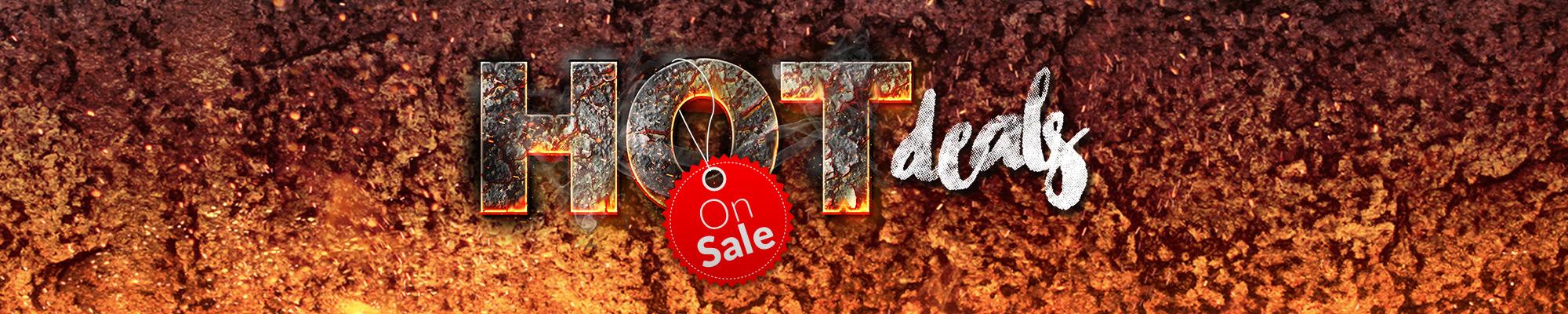 Hot Deals - On Sale