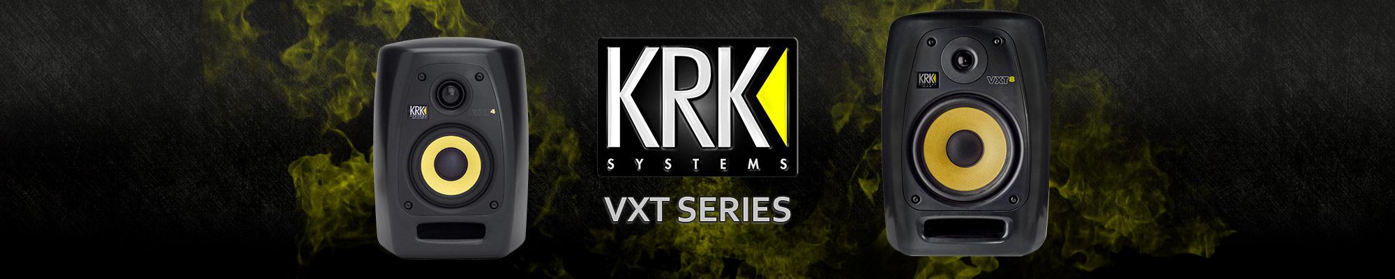 KRK Systems VXT Series
