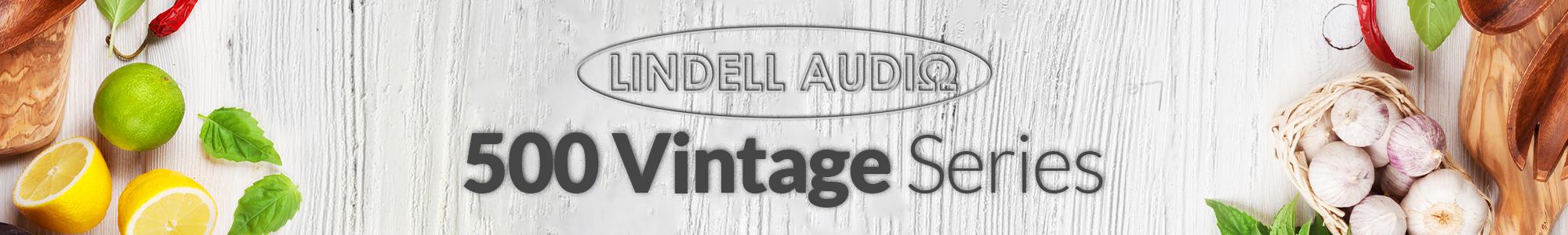 Lindell Audio 500 Vintage Series
