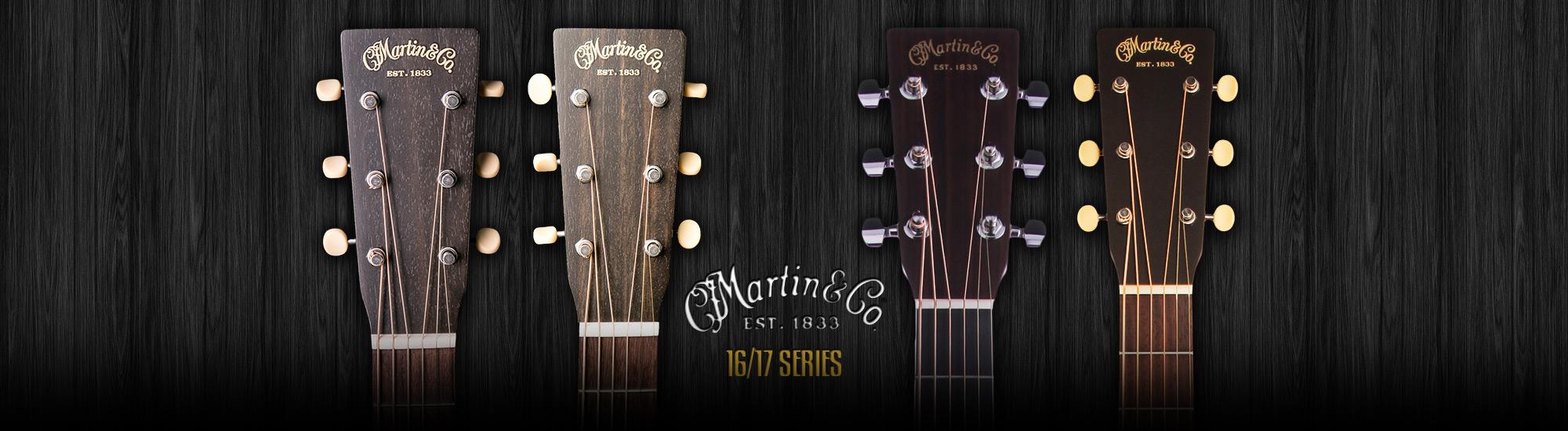 Martin 16/17 Series
