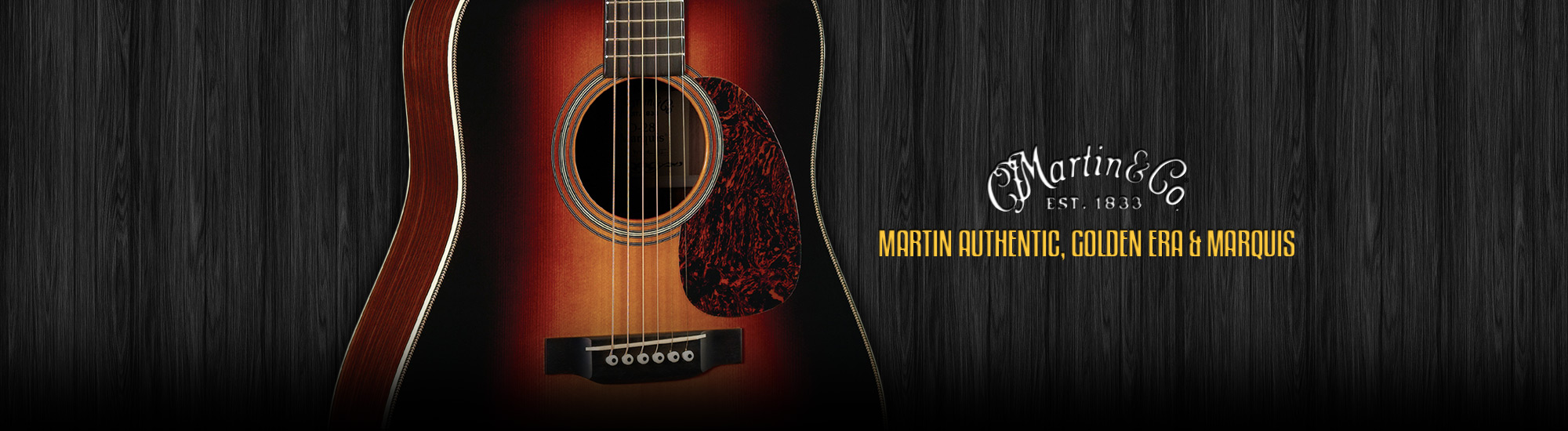 Martin Authentic, Golden Era & Marquis