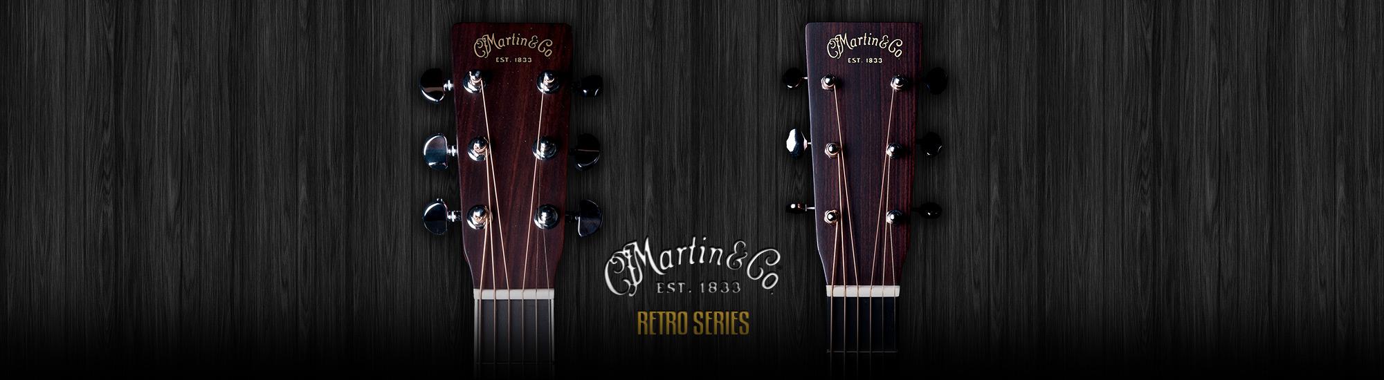 Martin Retro Series