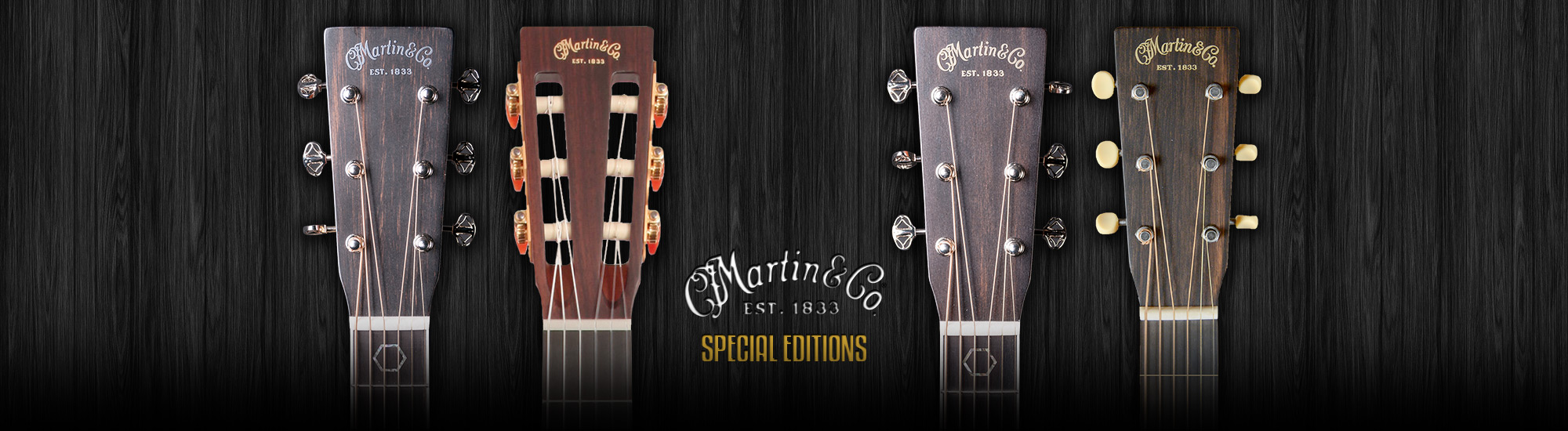 Martin Special Editions