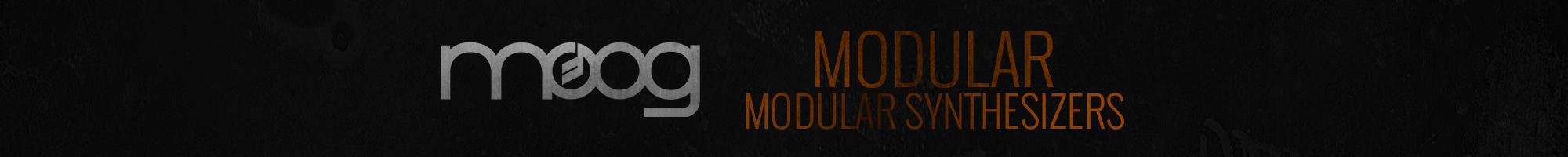 Moog Modular Synthesizers