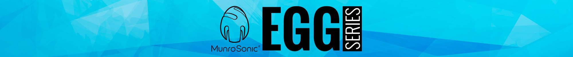 Munrosonic Egg Series