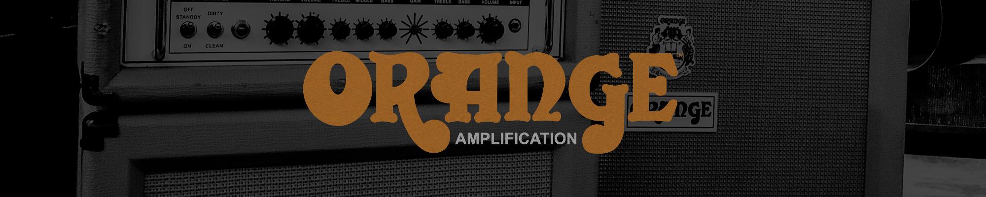 Orange Amplifiers