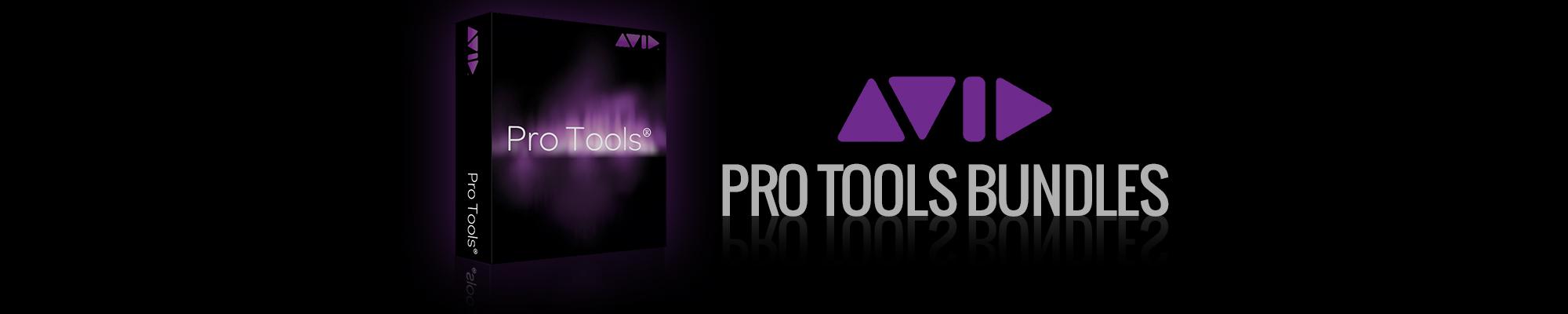 Pro Tools Bundles