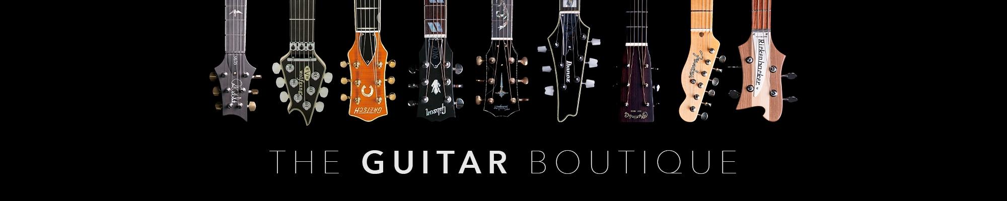 The Guitar Boutique | AltoMusic com