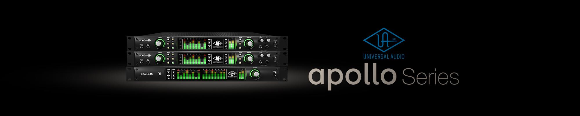 Universal Audio Apollo Series