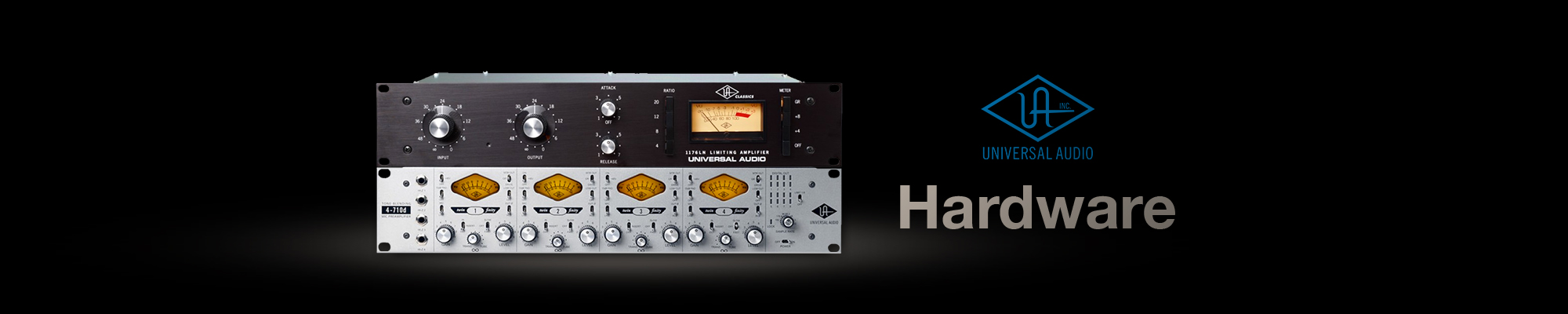 Universal Audio Hardware