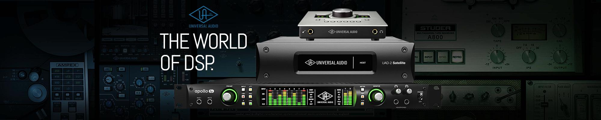Universal Audio DSP