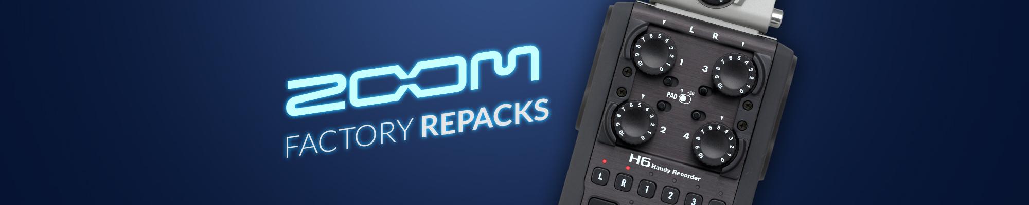 Zoom Factory Repacks