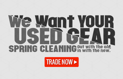 Trade in Your Gear
