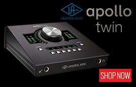 UA Apollo Twin Solo Price Drop