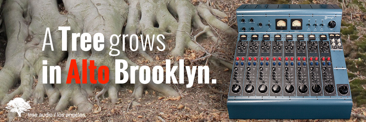 Alto Music Brooklyn Tree Audio