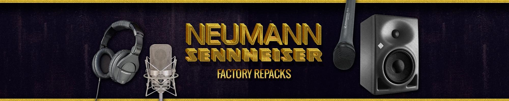 Neumann & Sennheiser Repacks